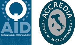 Certificazione ISO-9001 - Accredia