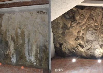 Grotta Prima-Dopo