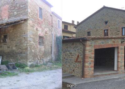 Ristrutturazione Casolare Passignano