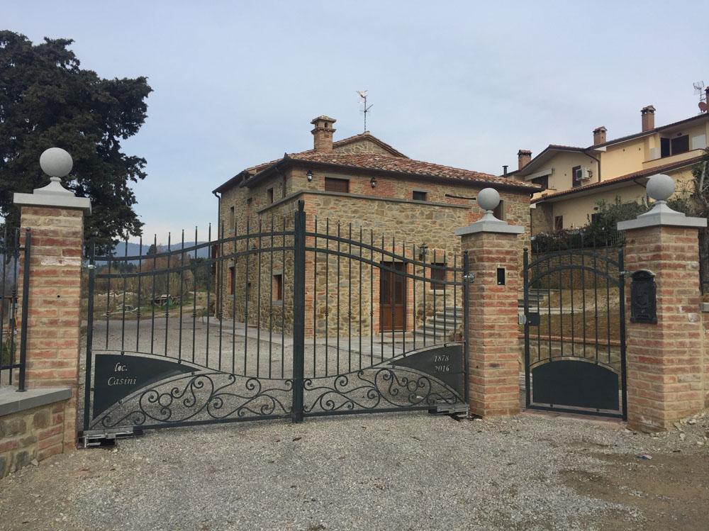 Ristrutturazione Villa a Tuoro sul Trasimeno