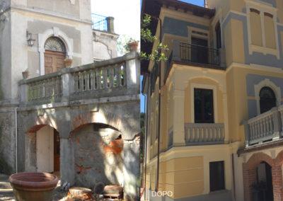 Villa Barberini Prima-Dopo
