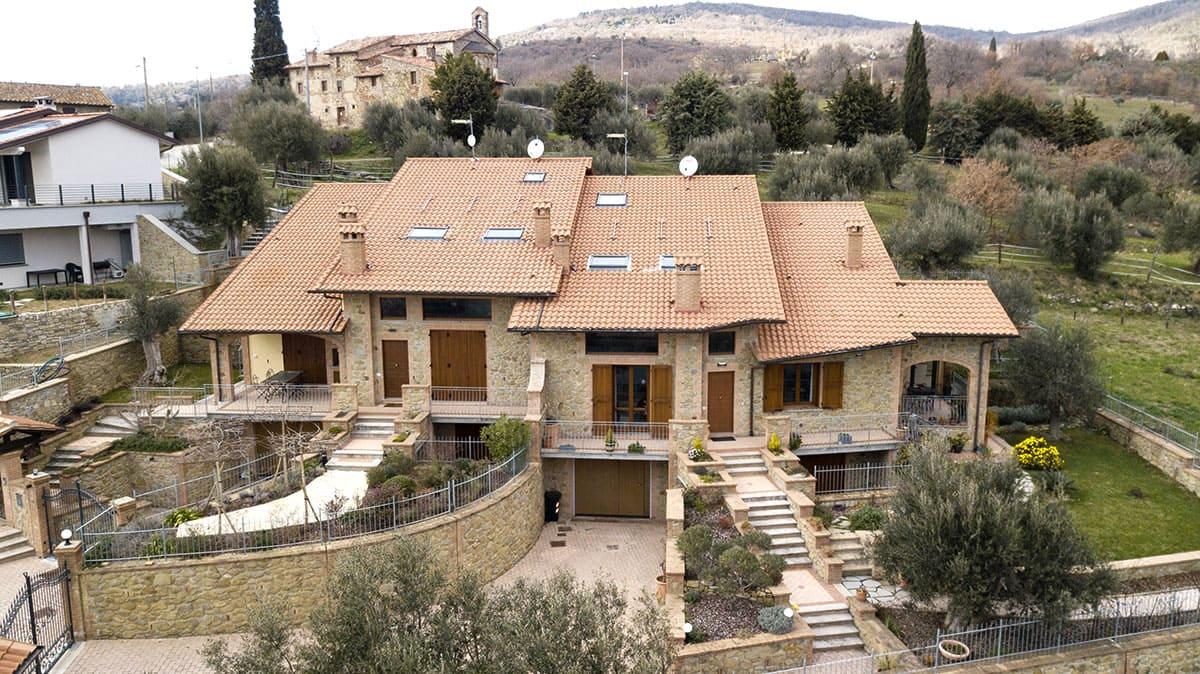 Villetta Bifamiliare Perugia
